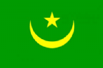 Mauritania 1959-2017 Large Country Flag - 3' x 2'.